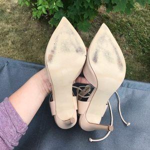 Steve Madden Shoes - Steve Madden Nude Pointed Heel